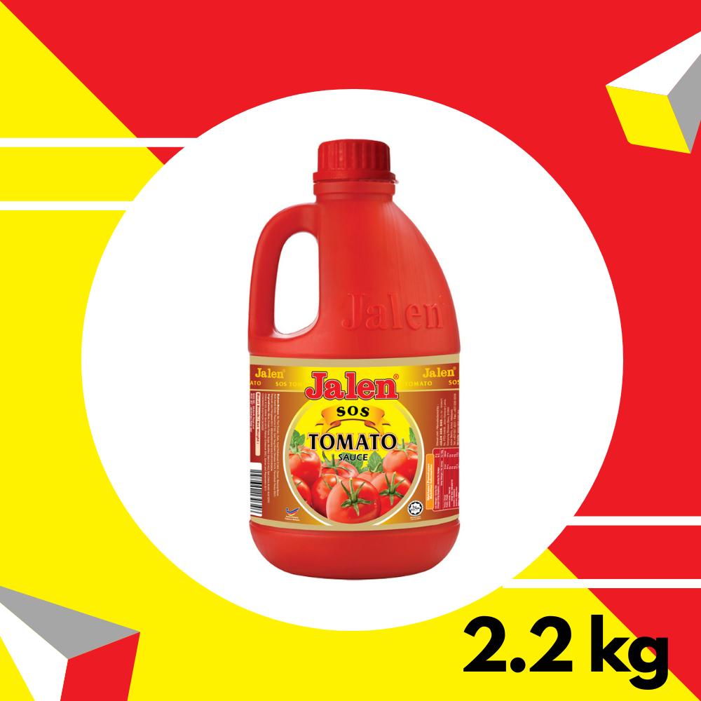 Jalen Sos Tomato 2.2kg