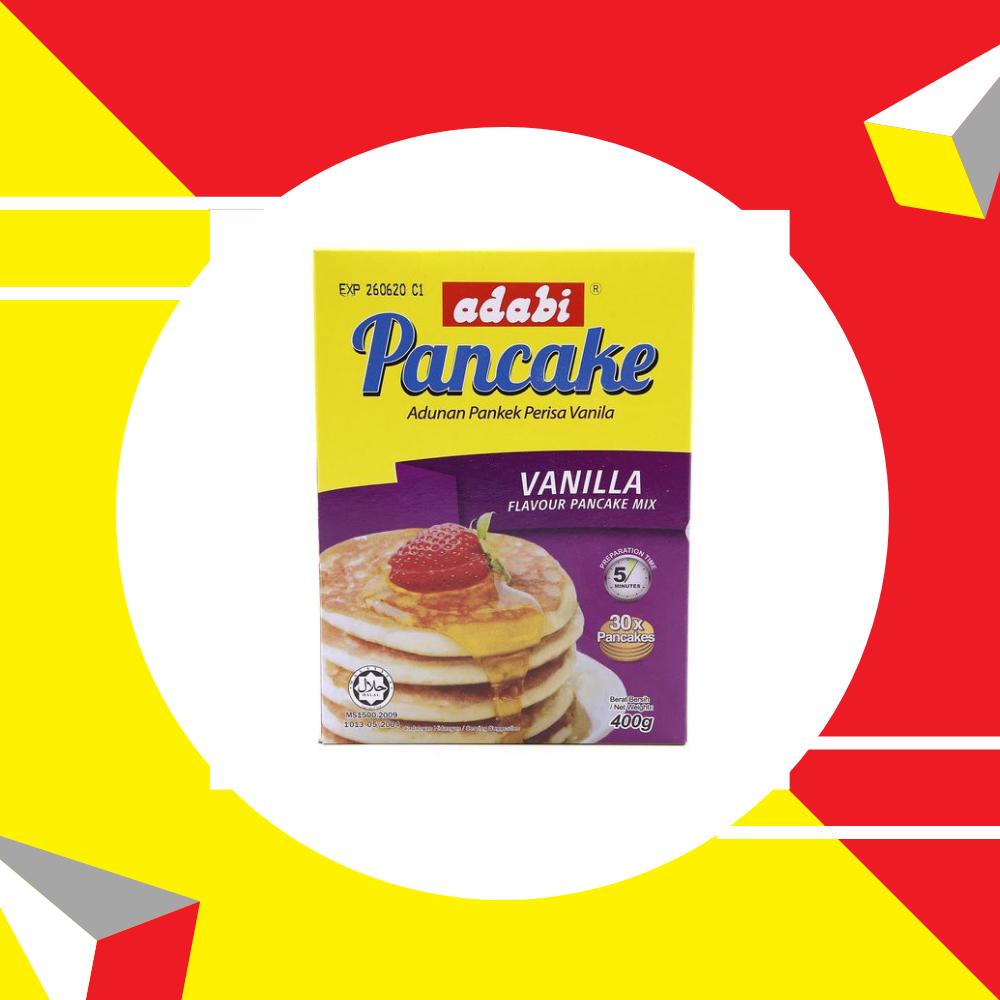 Adabi Pancake Vanilla 400gm