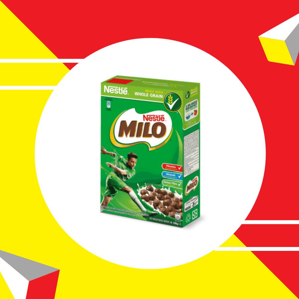 Nestle Milo Cereals 170g