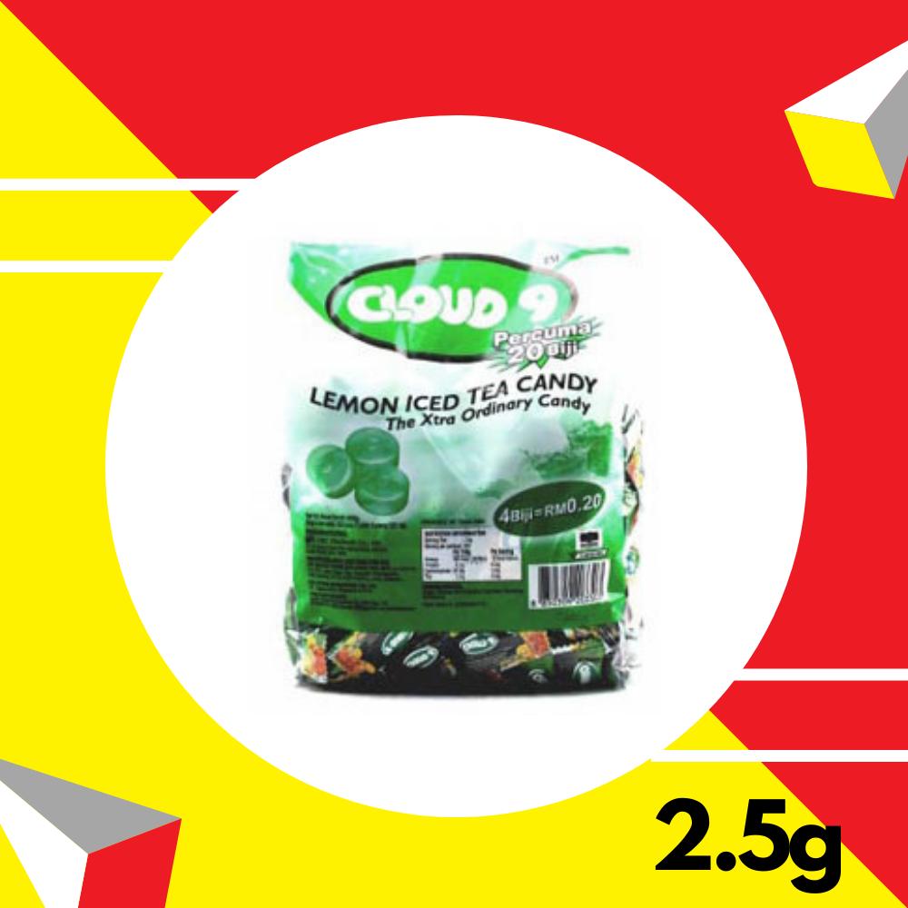 Cloud 9 Candy Lemon Tea 2.5gm