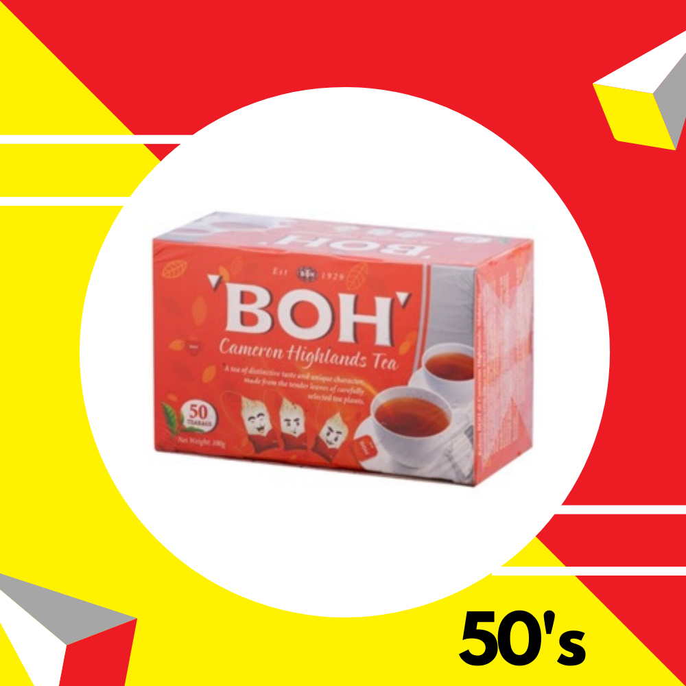Boh Double Chamber 50tb