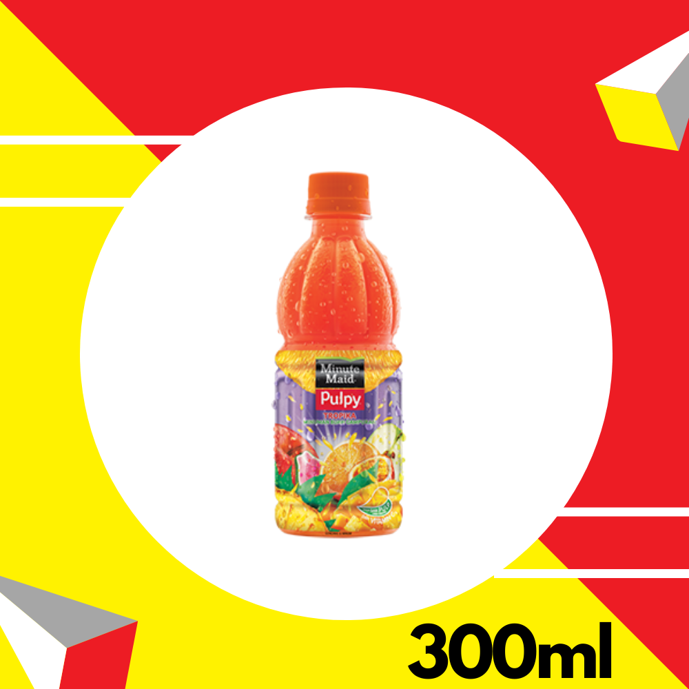 Minute Maid Pulpy Tropical 300ml