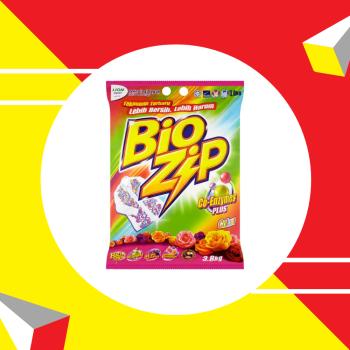 Bio Zip  Floral 750g