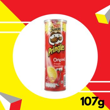 Pringles Original 107gm