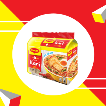 Maggi 2 Minute Noodle Curry (New) 79g