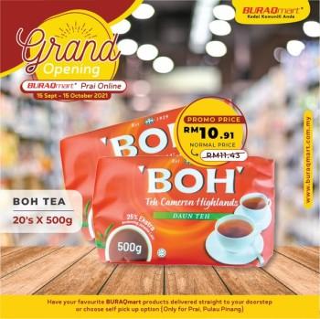 Boh Tea 500g