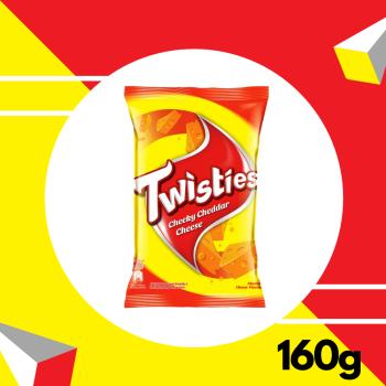 Twisties Cheese  160gm