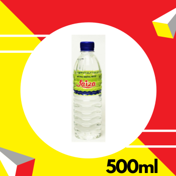 Faiza Mineral Water 500ml