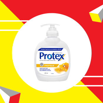 Protex Liquid Hand Soup Propolis Regular 250ml