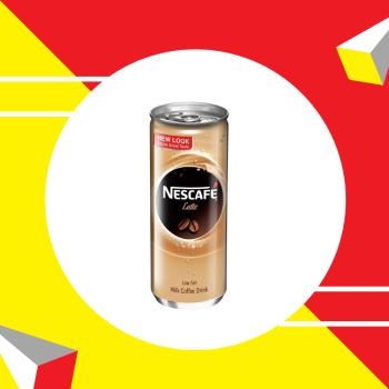 Nescafe Latte Can 240ml