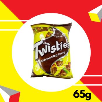 Twisties BBQ Curry  65gm