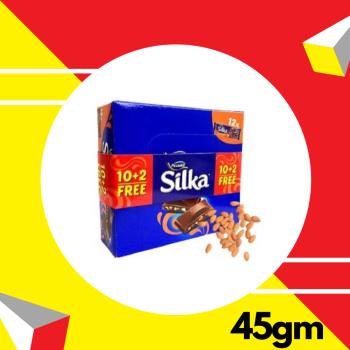 Piccadeli Silka Almonds 45gm