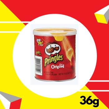 Pringles Original ( Small ) 36gm