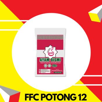 Bismi FFC Potong 12 1.3-1.4kg
