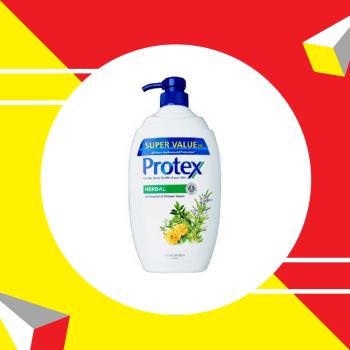 Protex Shower Cream (Herbal) 600ml