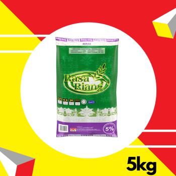 Rasa Riang Beras Super Tempatan 5kg