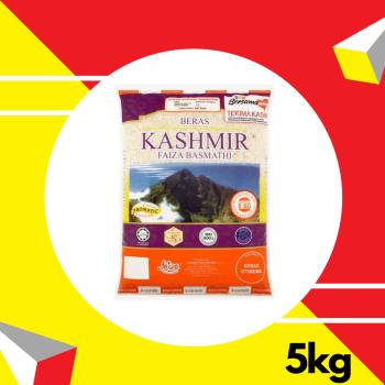 Faiza Beras Faiza Kashmir 5kg