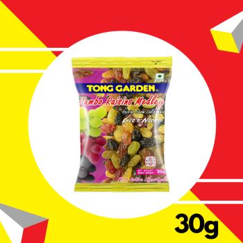 Tong Garden Sun Gift Jumbo Raisin Medley 30gm