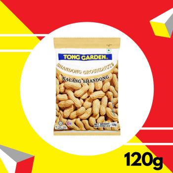 Tong Garden Shandong Groundnuts 120gm