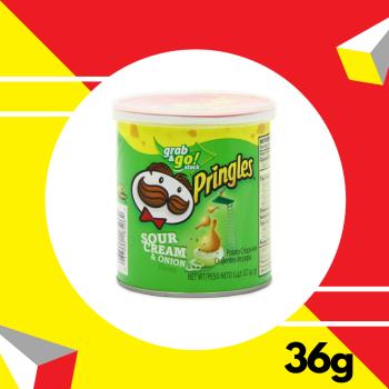 Pringles Sour Cream Onion ( Small ) 36gm