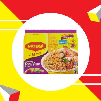 Maggi 2 Minute Noodle Tom Yam 83g