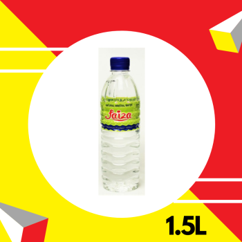 Faiza Mineral Water 1500ml