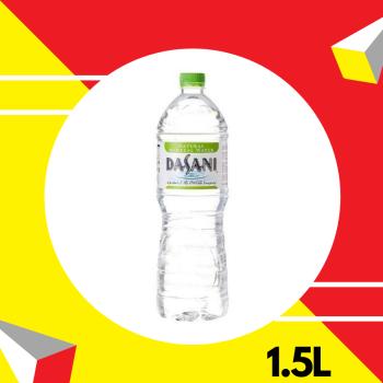 Dasani Mineral - PET 1.5L