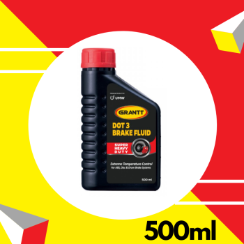 Grantt Brake Fluid Dot3 500ml