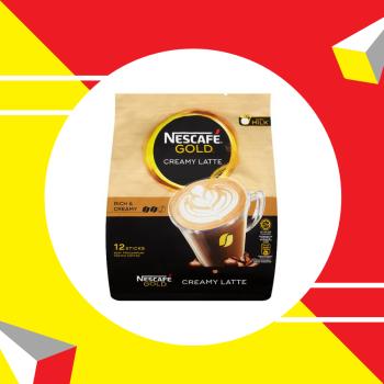 Nescafe Gold Creamy Latte 33g