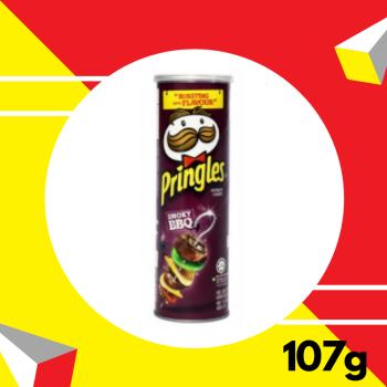 Pringles BBQ 107gm