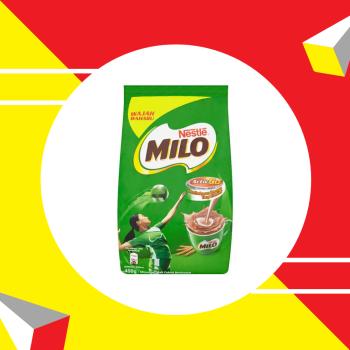 Nestle Milo Activ-Go 400g