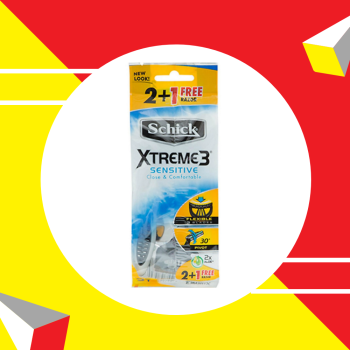 Schick Xtreme 3 Disposable 6X2+1
