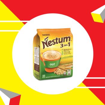 Nestum 3 In 1 Oats 30g