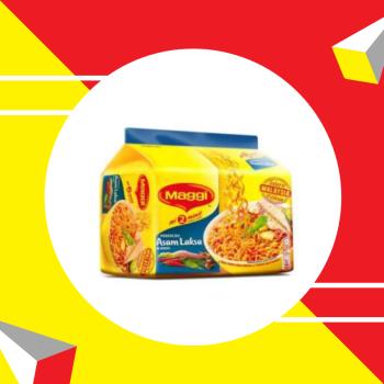 Maggi 2 Minute Noodle Assam Laksa (New) 78g