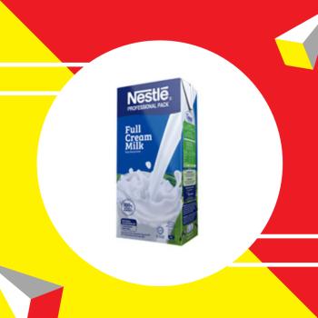 Nestle Full Cream UHT (Fs) 1 Liter