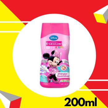 Eskulin Kids Shampoo & Conditioner Pink Minnie 200ml