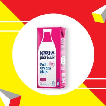 Nestle Full Cream UHT 1 Liter