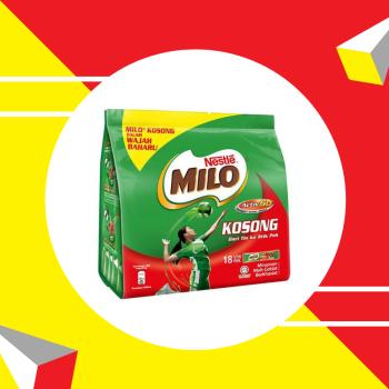 Nestle Milo Kosong 30g