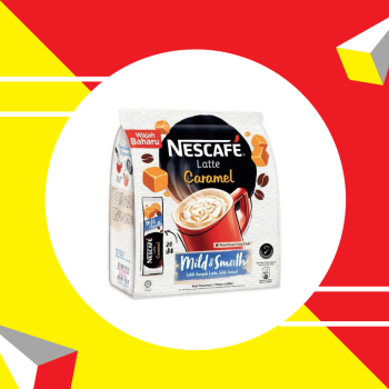 Nescafe Latte Caramel 25g