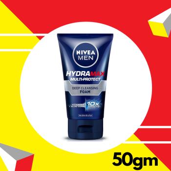Nivea Face Care Man Hydra Max Foam 50g