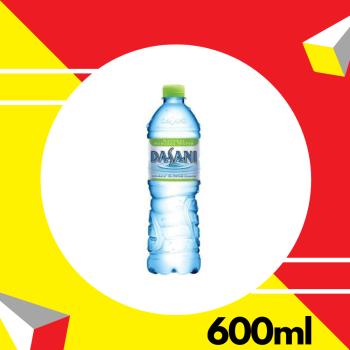 Dasani Mineral - PET 600ml