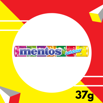 Mentos Rainbow 37gm