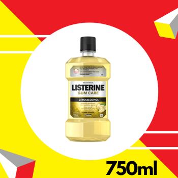 Listerine Gum Care 750ml