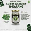 Serbuk Jus Herba B-Karang - Urban Ecolife Agrofarm