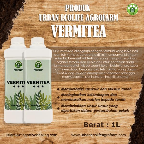 Vermitea - Urban Ecolife Agrofarm