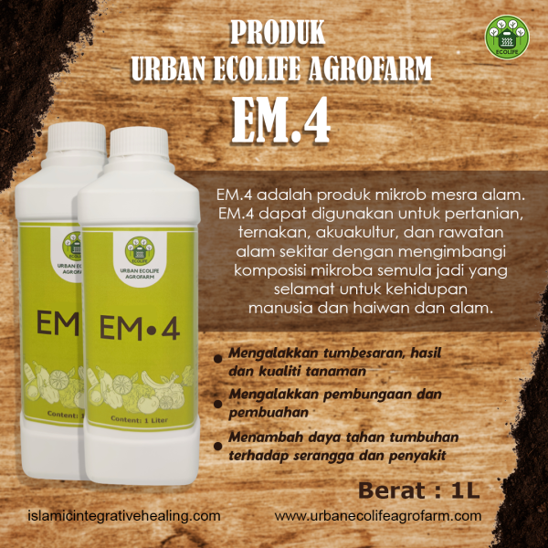 EM4 - Urban Ecolife Agrofarm