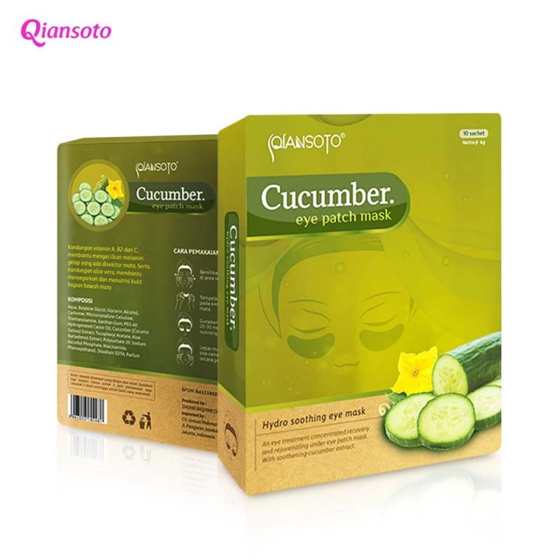 Qiansoto Eye Patch Mask Cucumber