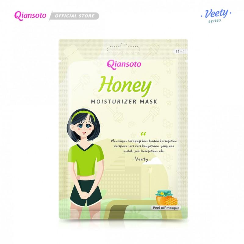 Qiansoto Honey Peel Off Mask