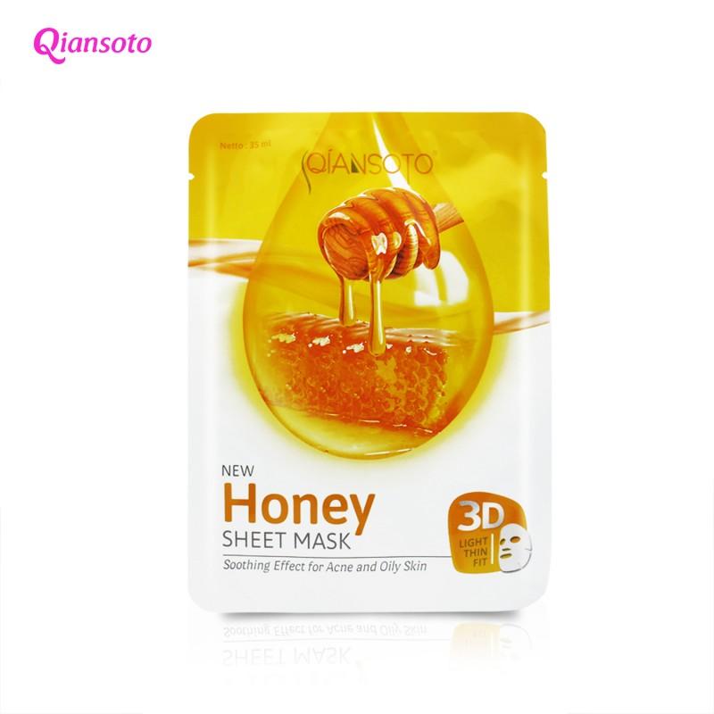 Qiansoto Honey Sheet Mask