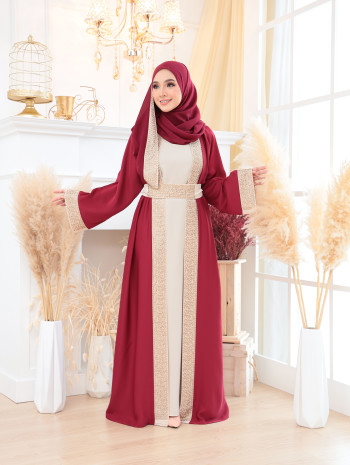 Badra Collection - Red